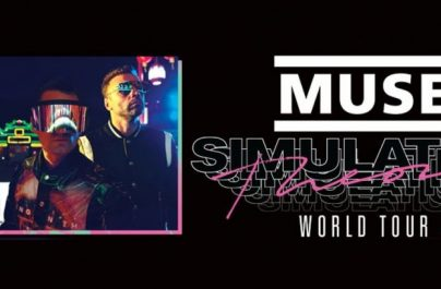 Muse vuelve a México con 'Simulation Theory World Tour 2019'
