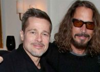 Brad Pitt produce documental sobre la vida de Chris Cornell