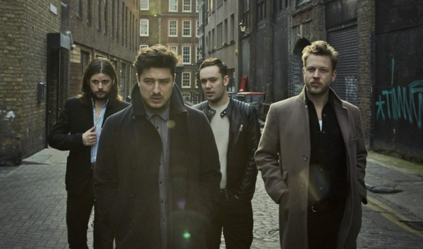 Mumford & Sons sigue cosechando frutos del 'Delta'