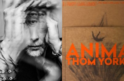 "Thom Yorke anuncia disco y documental ""Anima"""
