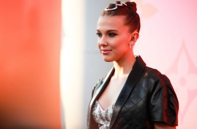 Millie Bobby Brown producirá la película 'A time lost' para Netflix