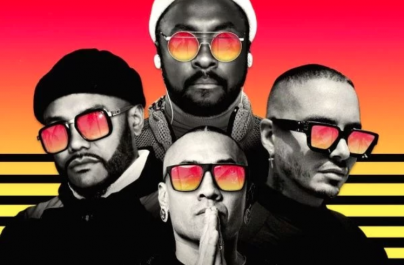 Black Eyed Peas y J Balvin estrenan 'RITMO' cover de 'Rhythm of the Night'