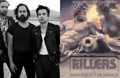 The Killers anuncian nuevo disco 'Imploding The Mirage' y gira