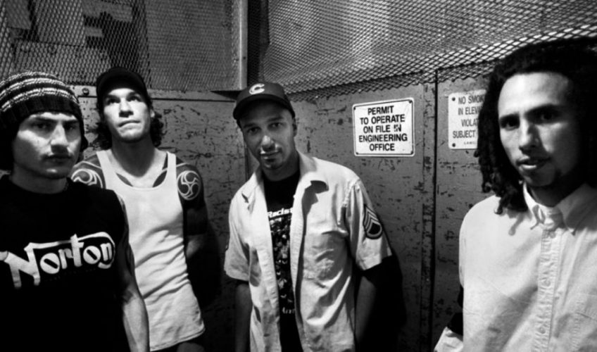 Rage Against The Machine anuncia su regreso
