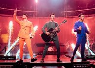 Jonas Brothers lanza documental de gira por Amazon Prime Video